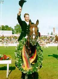 Bundes Championat met Franke Sloothaak